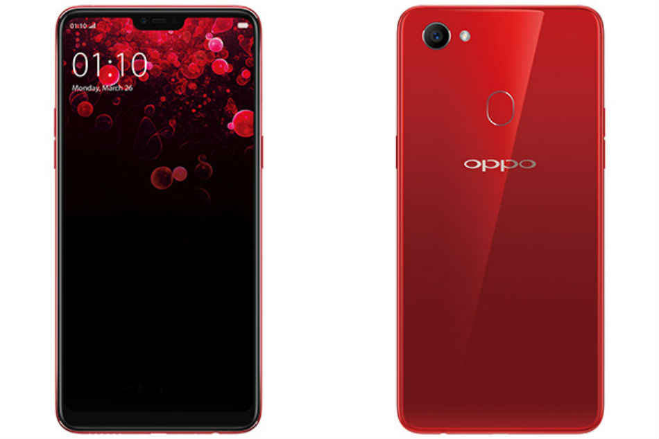 Oppo F7 Hitting Sixer Of The Chart