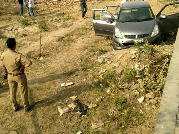 Noida Criminal With Rs 1 Lakh Reward Injured During An Encounter With Police