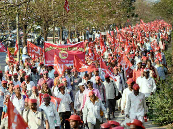 Maharashtra Farmers Call Off Strike As Government Agrees Demands