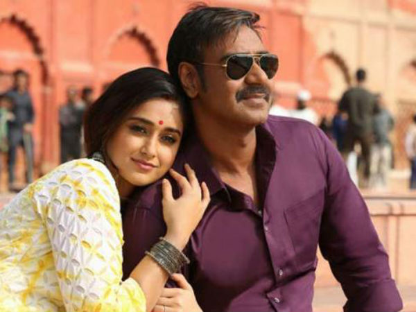 Ajay Devgn Raid 10 Days Box Office Collection