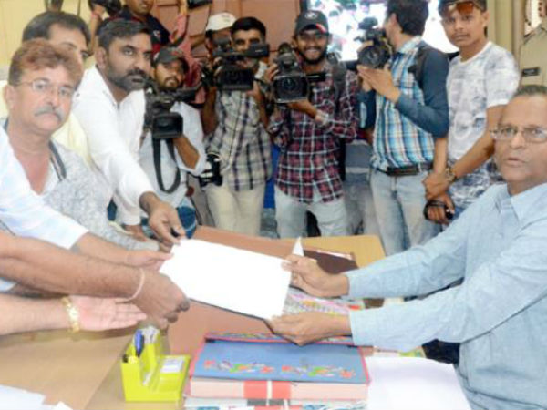Congress Protest On Fees Increase Rajkot