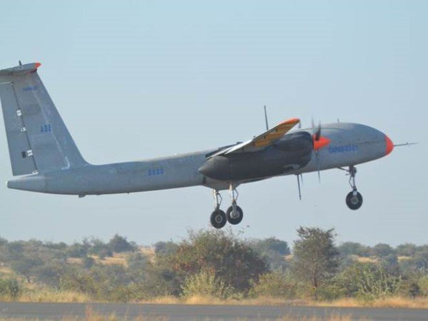 Pakistan Concerned Over Drdo Drone Technology Rustom 2 Drone