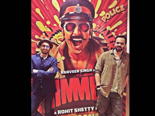 Simmba Will Be Rohit Shetty 8th 100 Crore Film