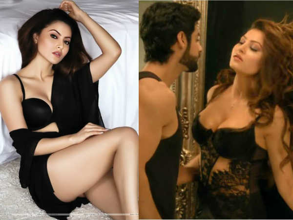 First Bold Film Hate Story 4 Actress Urvashi Rautela Pictures