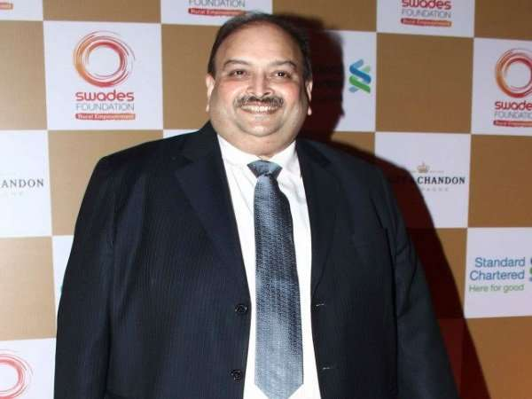 Ed Attaches 41 Properties Worth Rs 1217 20 Crore Mehul Choksi