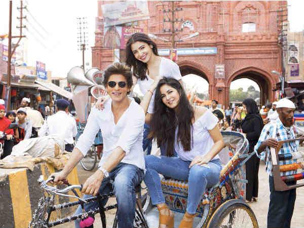 This Star Is Playing Katrina Kaif S Love Interest Shahrukh Khan Zero
