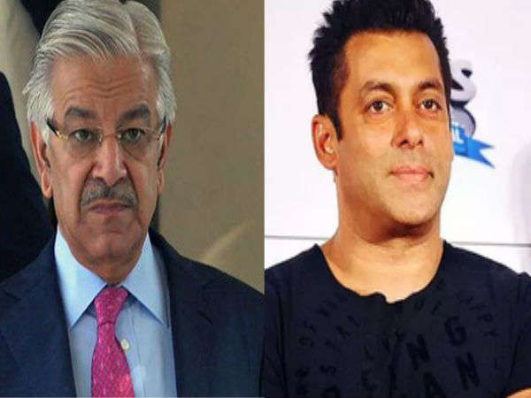 Pakistan Minister Khawaja Asif Slammed India After Salman Khan Jail