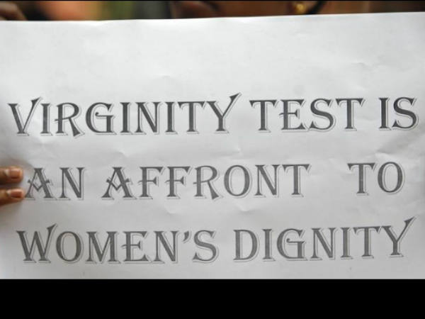 Youngsters Using Whatsapp End Virginity Test Kanjarbhat Community