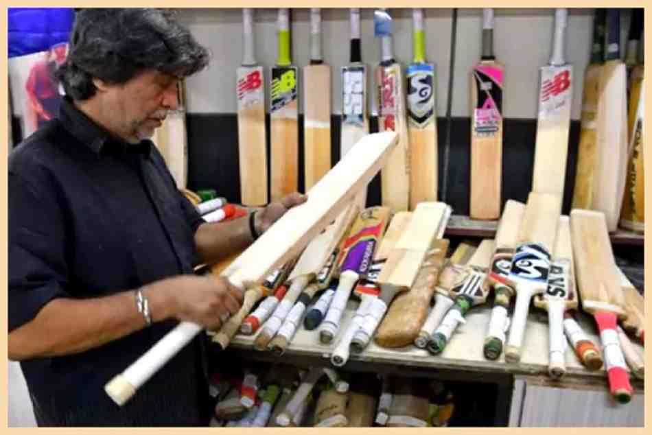 Meet The Batman Which Makes Bat Famous Cricketers