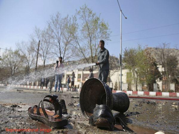અફગાનિસ્તાન: કાબુલમાં આત્મઘાતી હુમલો, 31 મૌત અને 50 ઘાયલ