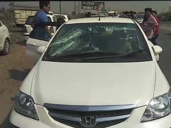 Bharat Bandh Over Sc St Protection Act Protest Turns Violent In Meerut