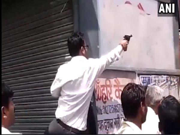 Bharat Bandh Sc St Protection Act Firing Madhya Pradesh