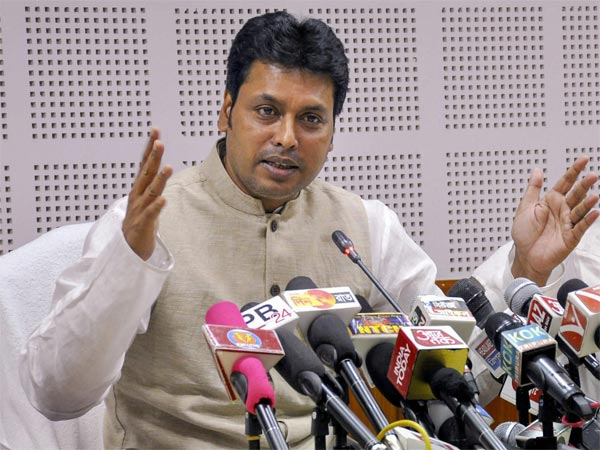 Pm Modi Summons Tripura Cm Biplab Deb Over Controversial Statements