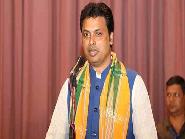 Aishwarya Rai Face Indian Women Not Diana Hayden Says Tripura Cm Bilpab Dev