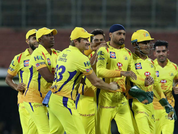 All Ipl 2018 Home Matches Csk Shifted Pune Maharashtra