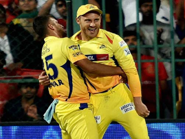 Ipl 2018 Csk Trouble Because Faf Du Plessis Jadhav Injuries