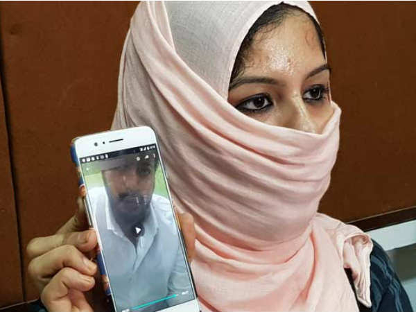 Husband Divorces Woman Via Whatsapp Video Call Assaults Her Court For Clip To Judge