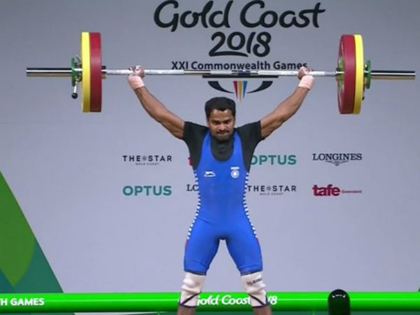 Cwg 2018 Weightlifter Gururaja Opens India S Medal Tally With Silver