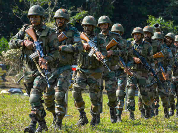 China Reacts On Increased Indian Troops Along Border Says It Will Destroy Trust