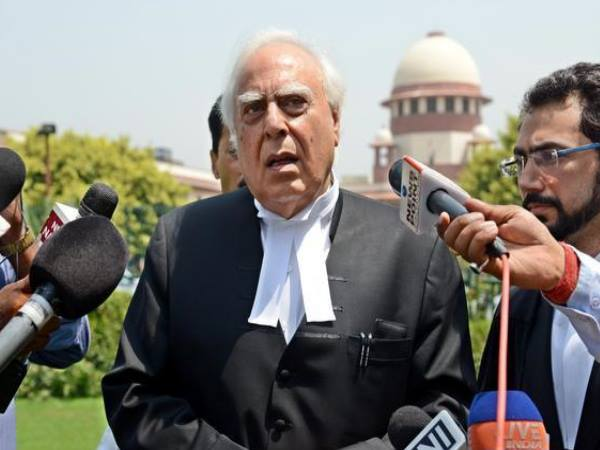 Kapil Sibal Says He Will Never Appear In The Court Of Cji Deepak Mishra