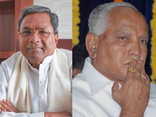 Karnataka Opinion Poll Congress Bjp Siddaramaiah Yeddyurappa Karnataka Assembly Elections