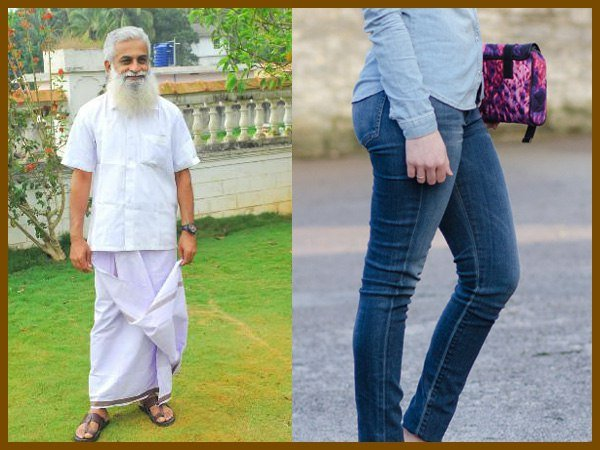 Women Who Dress Like Men Wear Jeans Give Birth To Transgenders Kerala Professor