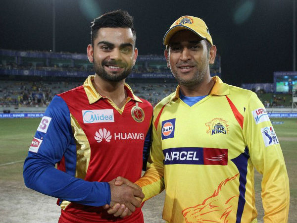 April Is Very Lucky Ms Dhoni How Virat Will Win