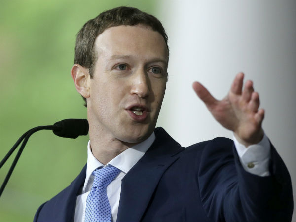 Facebook Data Leak Mark Zuckerberg Second Day Interrogation In Us Senate