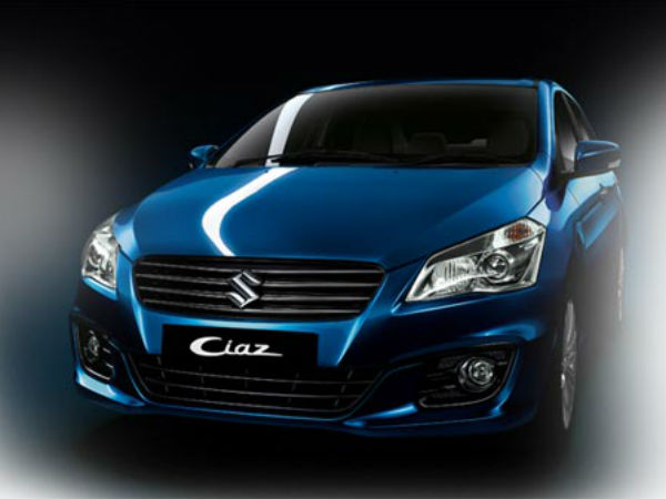 New Maruti Ciaz Facelift To Receive Larger 1 5 Litre Petrol Engine