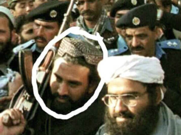 Jaish Commander Mufti Yasir Killed Tral Pulwama Encounter Jammu Kashmir
