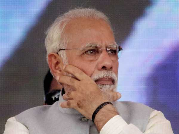 Pm Modi Hold Fast Today Against No Function Parliament Hits