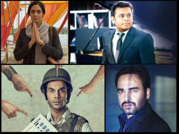 th National Film Awards Newton Baahubali Sridevi Wins Big