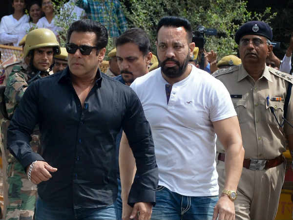 Salman Khan Sent To Jail For 5 Years In Black Buck Poaching Case