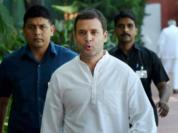 Rahul Gandhi Launch Save The Constitution Drive Today