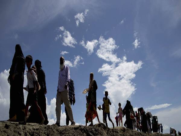 Three Rohingyas Arrested At Indo Myanmar Border