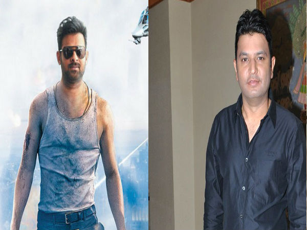 Bhushan Kumar Present Prabhas Saaho Hindi Audience Joins Hands With South Producers