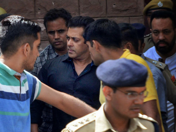 Blackbuck Verdict Salman Khan Spends First Night Jail Bail Hearing Today