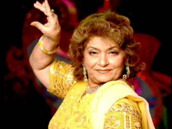 Saroj Khan Has Defended The Tradition Casting Couch Bollywoo