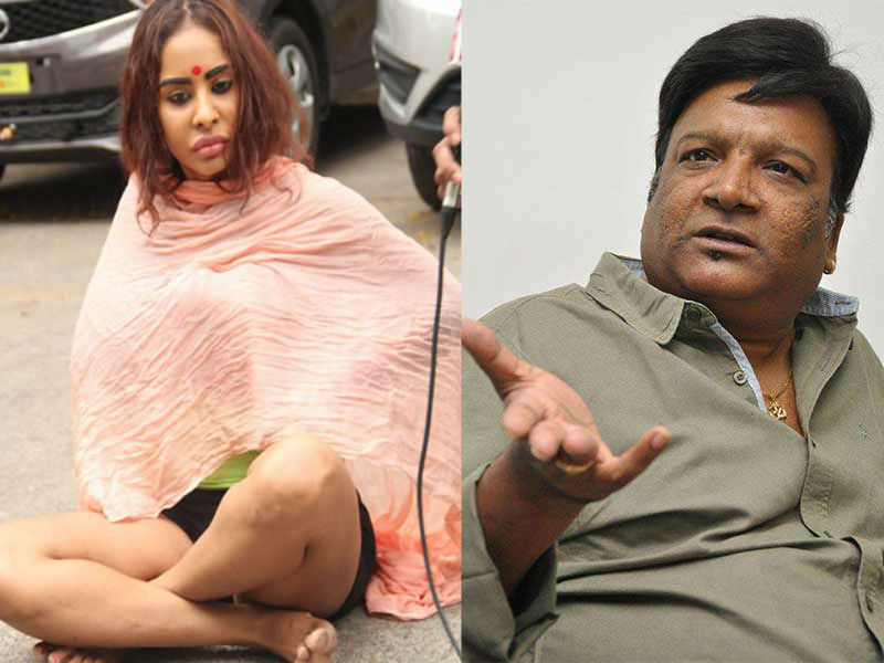 Sri Reddy Accuses Kona Venkat Sexual Harassment Writer Threatens Legal Action