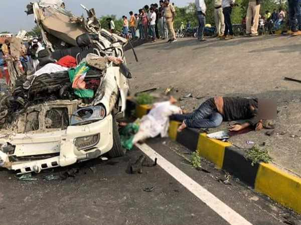 Four Killed While Returning From Tej Pratap Marriage Bihar