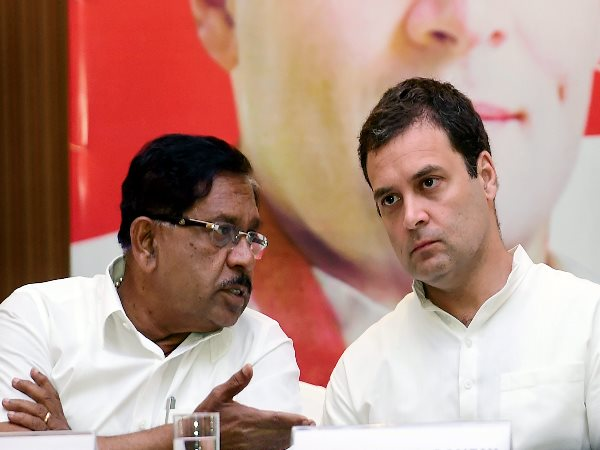 Karnataka Congress Mla Raj Shekhar Patil Moved From Bangalore Resort