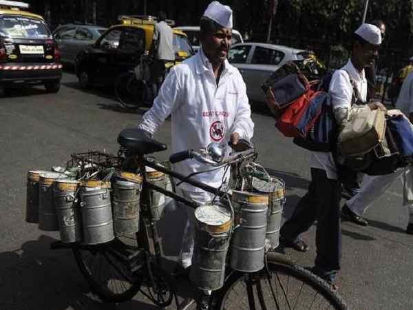Dabbawalas Mumbai Celebrate Prince Harry Wedding A Special Way
