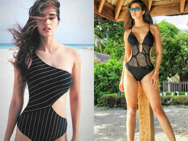 Disha Patani Shared Bold Bikini Picture Going Viral