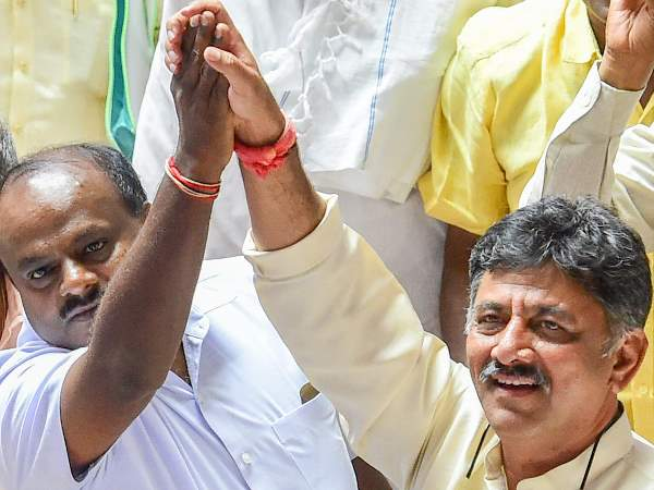 Dk Shivakumar Says Congress Jds Had Sort Out Their Differences For Secular Govt Karnataka