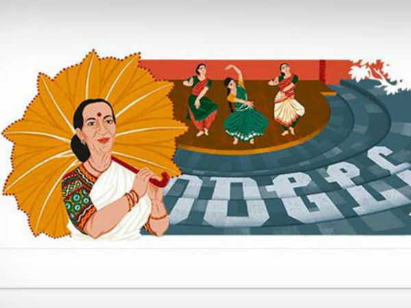 Who Was Mrinalini Vikram Sarabhai The Indian Classical Dancer Honoured By Google Doodle