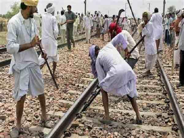 Rajasthan Gujjar Agitation Reservation Internet Services Banned In 167 Villages Bharatpur