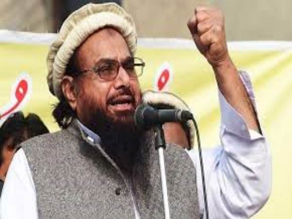 China Wants Relocation Of Hafiz Saeed In West Asian Country From Pakistan