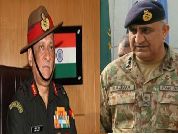 Pakistan Military Reaching Out To India For Cooperation Report