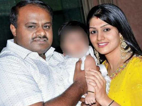 Who Is Actress Radhika Second Wife Of Hd Kumarswamy