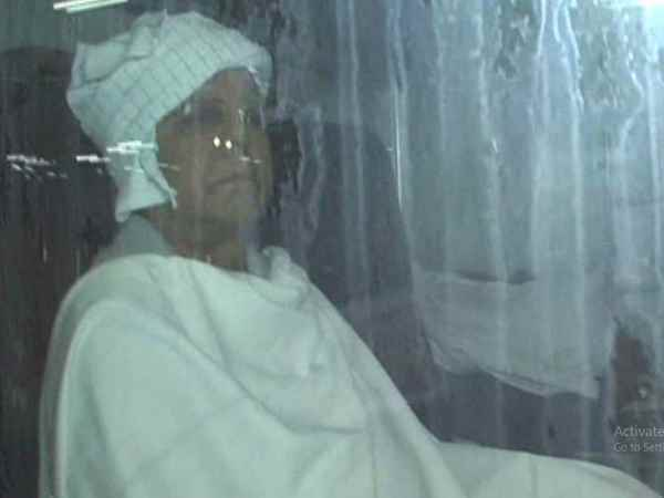 Lalu Yadav Medical Checkup Kanpur
